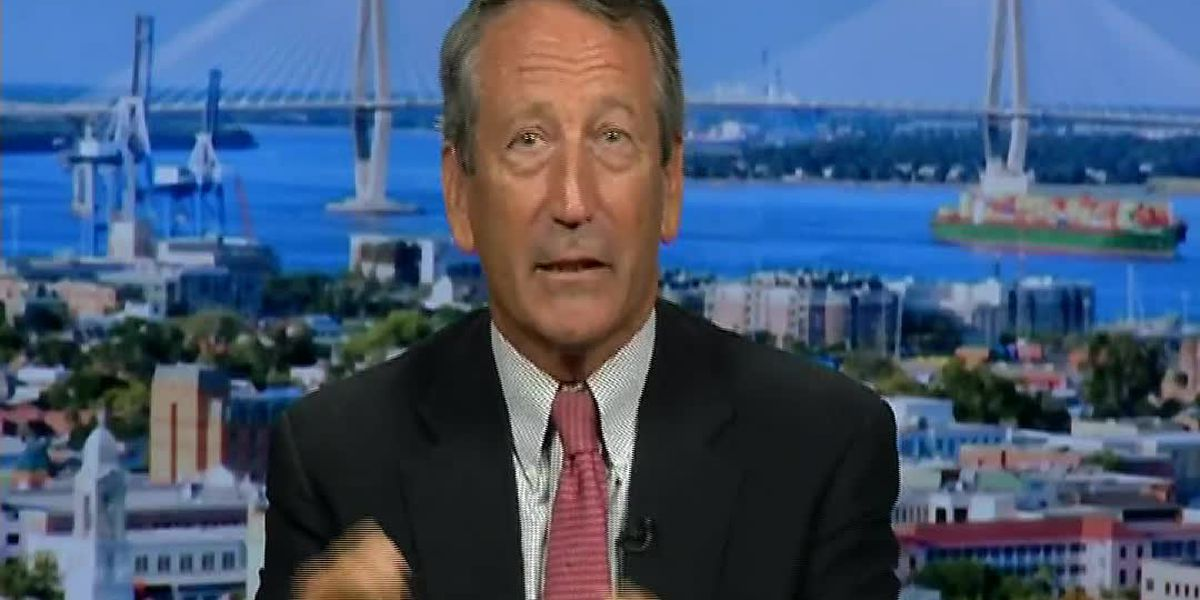 RAW VIDEO: Sanford considering presidential run in 2020