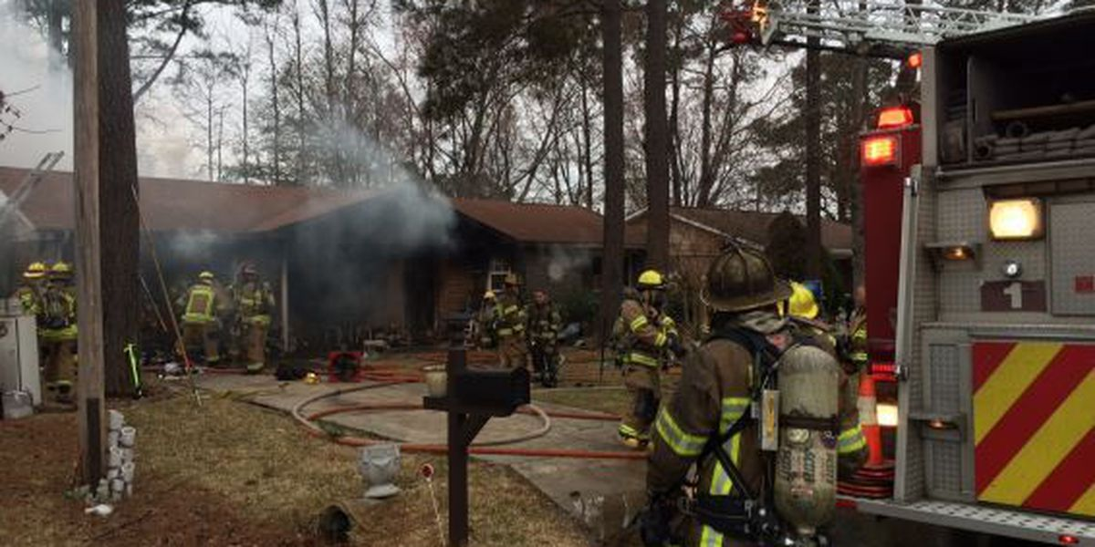 Family displaced after fire burns home in Socastee