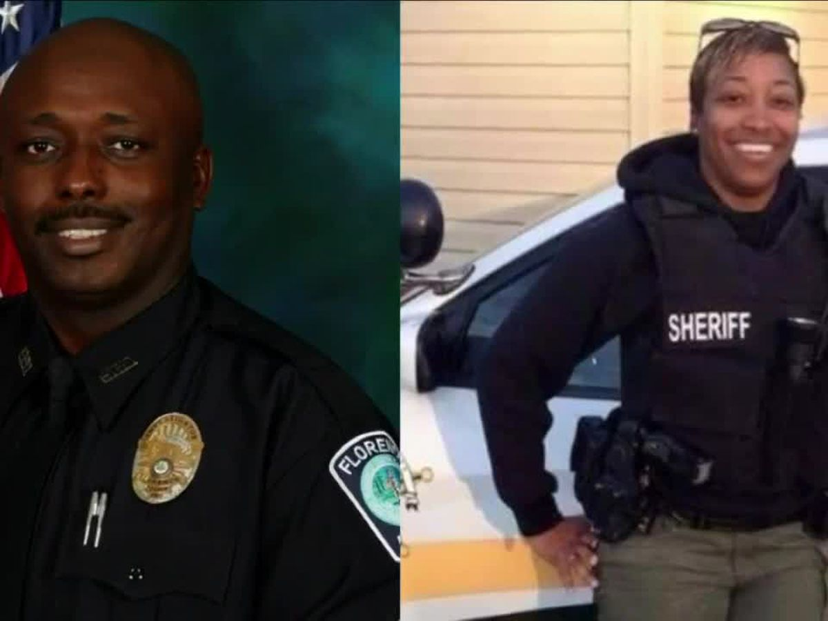 Florence County officers hurt in 2018 ambush to receive prestigious award