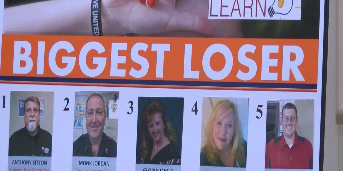 Biggest Loser competition returns to Florence