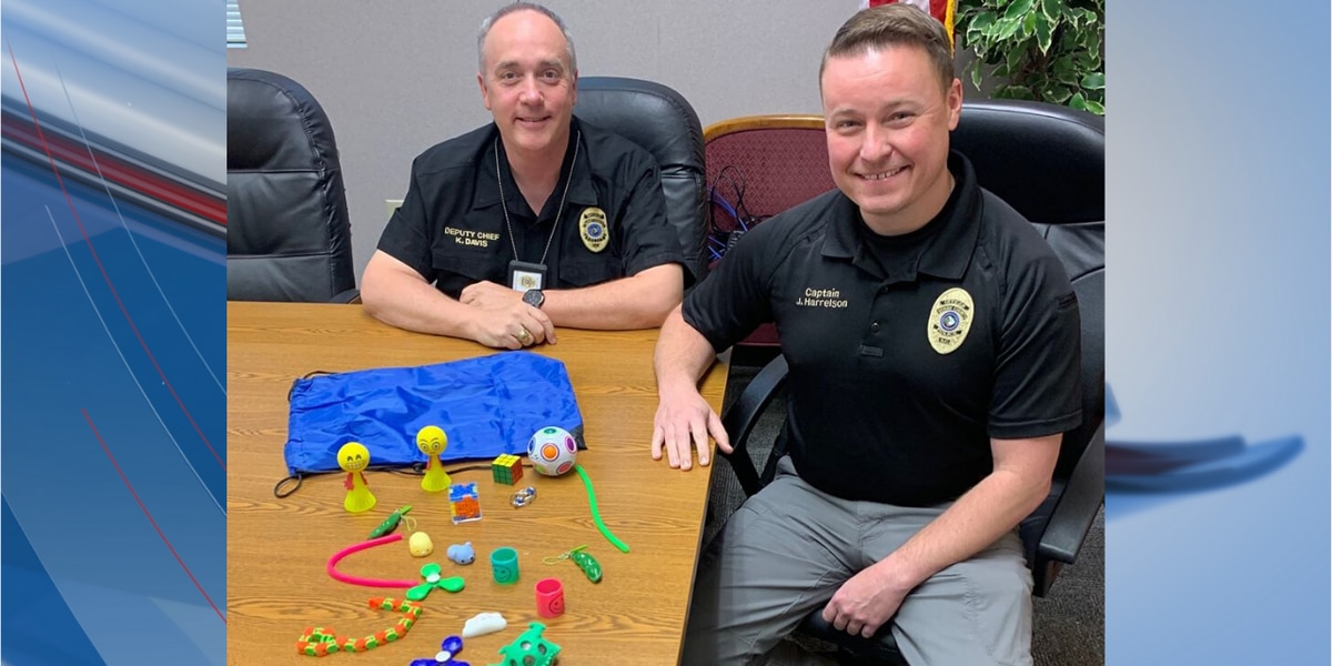 Horry County police ask for help making 'sensory kits' for patrol vehicles