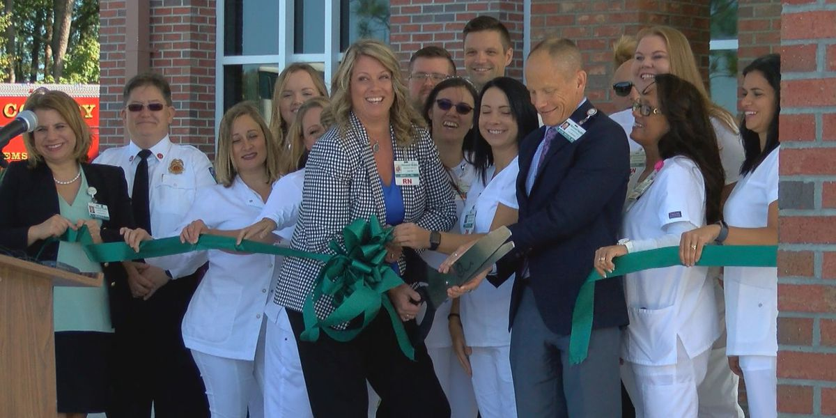 McLeod Health opens new emergency department in Carolina Forest Tuesday