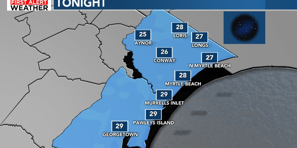 FIRST ALERT: Rain and flurries lead to wind, coldest night of the season