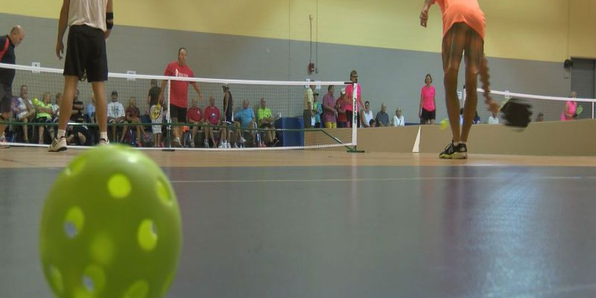 NMB Pickleball Tournament expands as sport becomes more popular