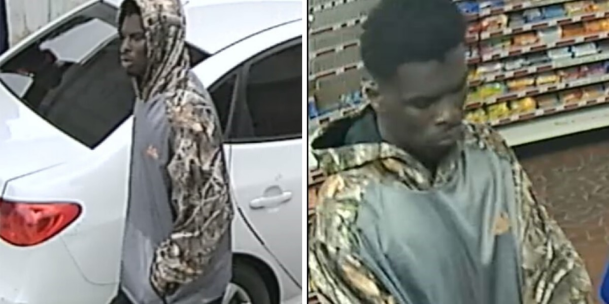 Police release pictures of person of interest in Conway shooting investigation