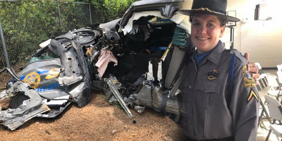 'A miracle,' Sheriff says after deputy survives serious crash following car chase