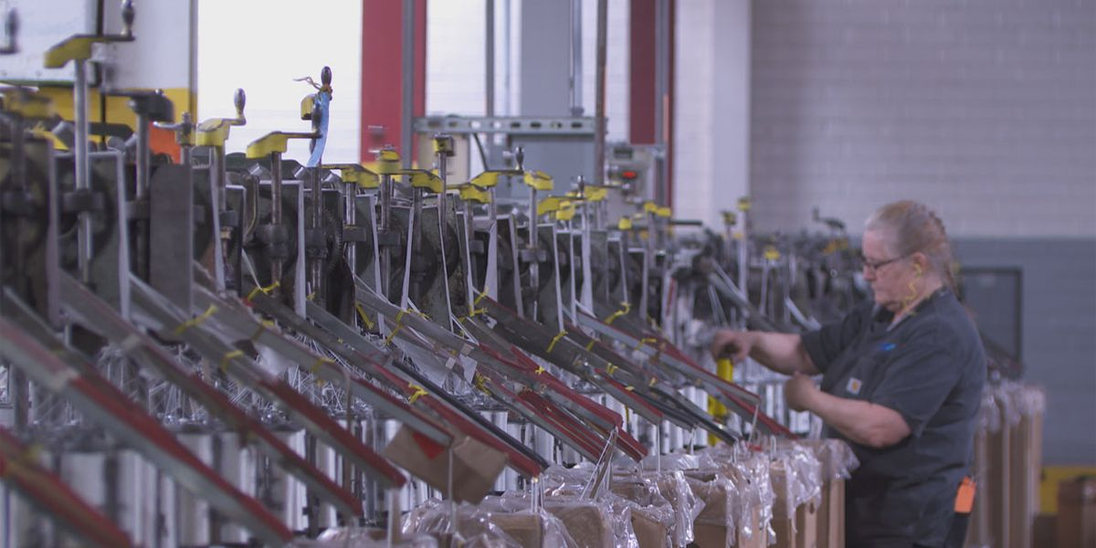Due to coronavirus, Upstate textile company works to keep up with high demand for medical products