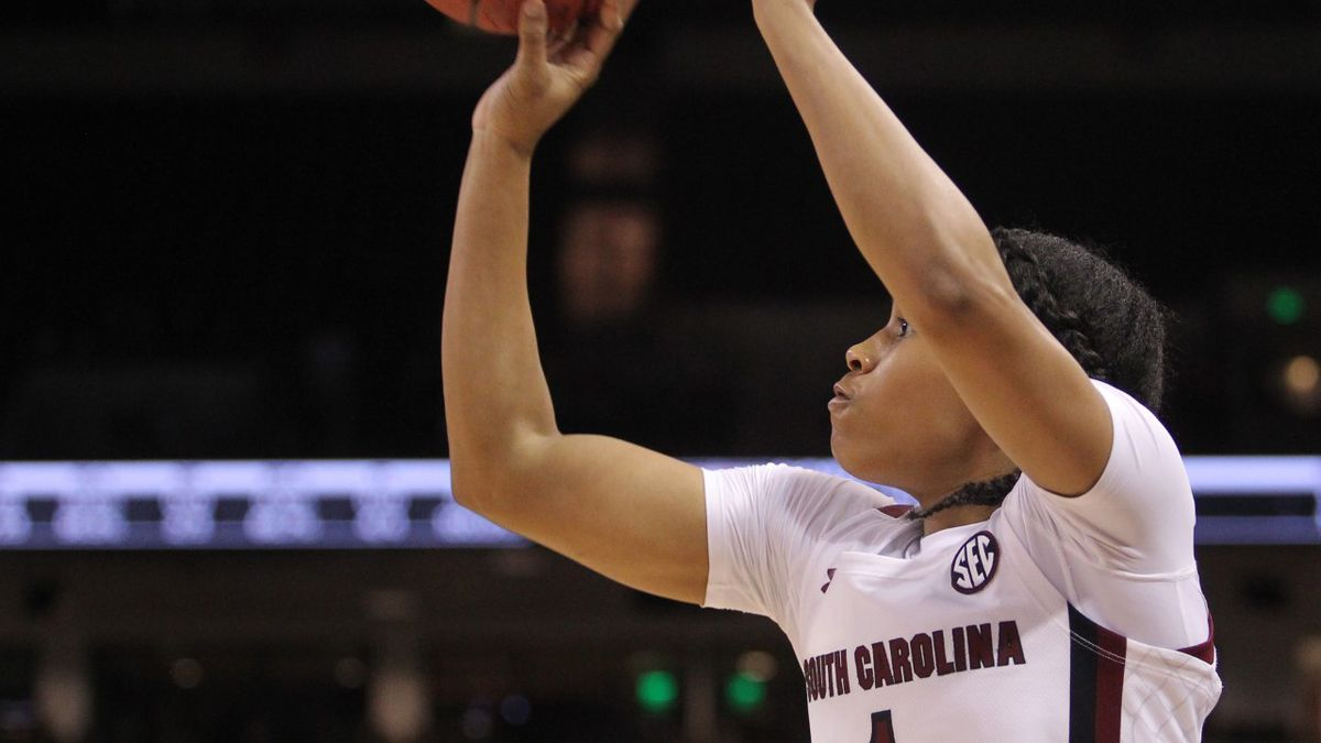 South Carolina claims SEC regular-season championship