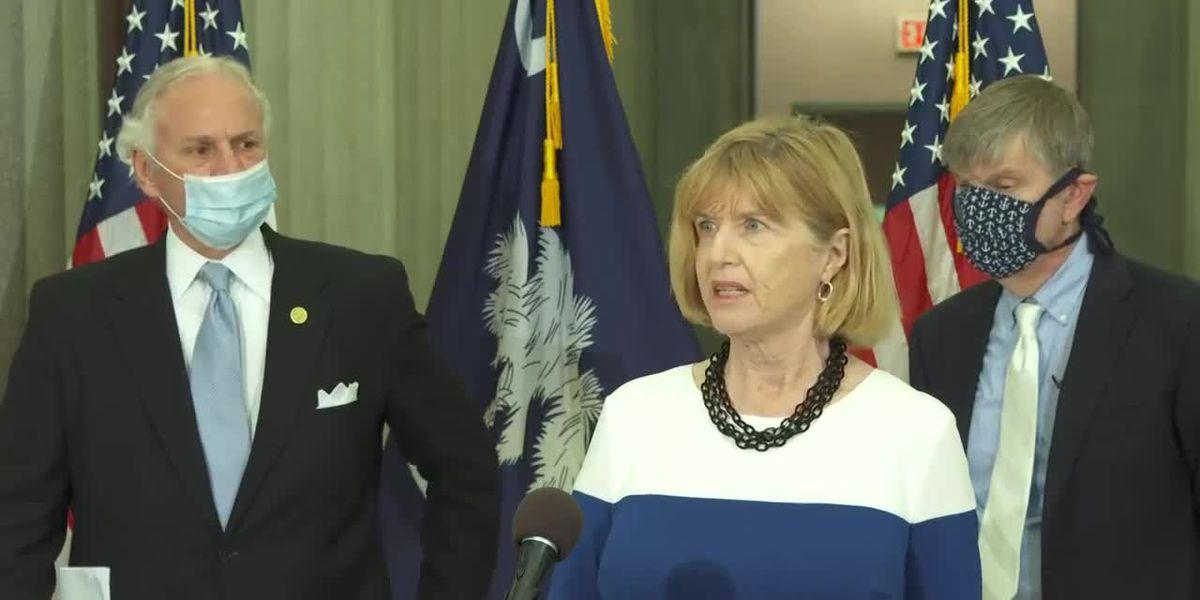South Carolina superintendent against trans sports ban bill