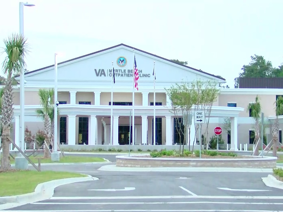 Veterans excited about new, state-of-the-art VA clinic opening next week in Myrtle Beach