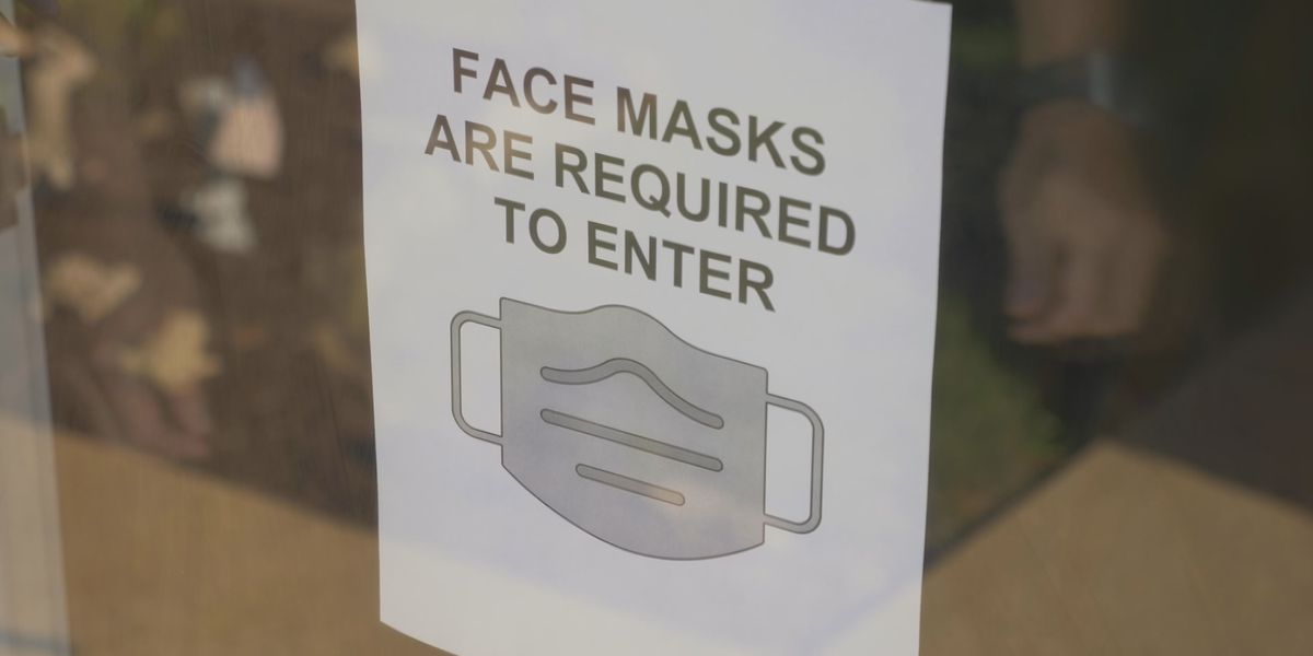 City of Florence issues proclamation requiring masks in certain places