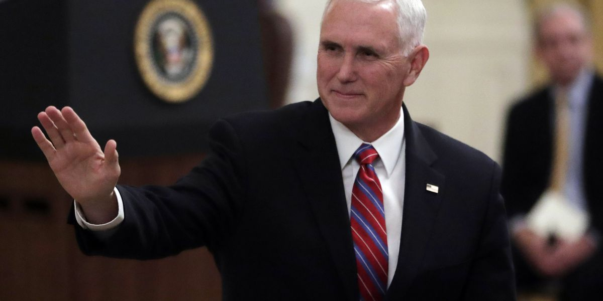 Vice President Pence in S.C. Thursday for 9th Annual Patriot Dinner