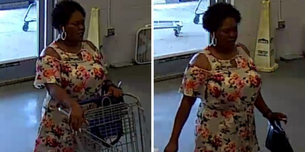 Police ask for help identifying woman in attempted fraud case at Lowe's
