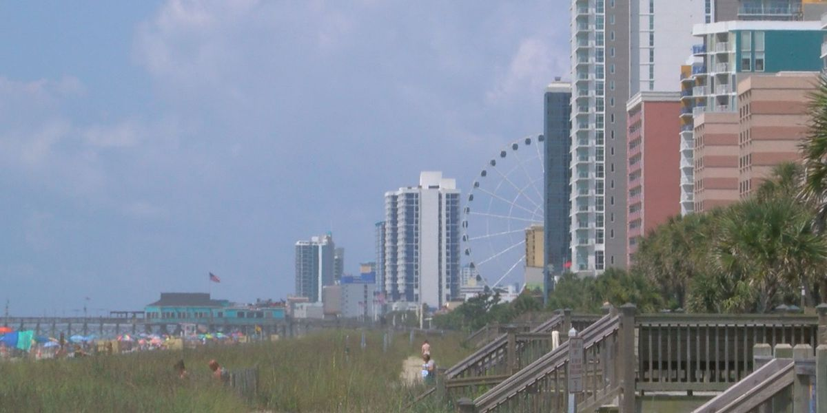 Myrtle Beach leader urges lawmakers to consider hospitality workers for Phase 1b