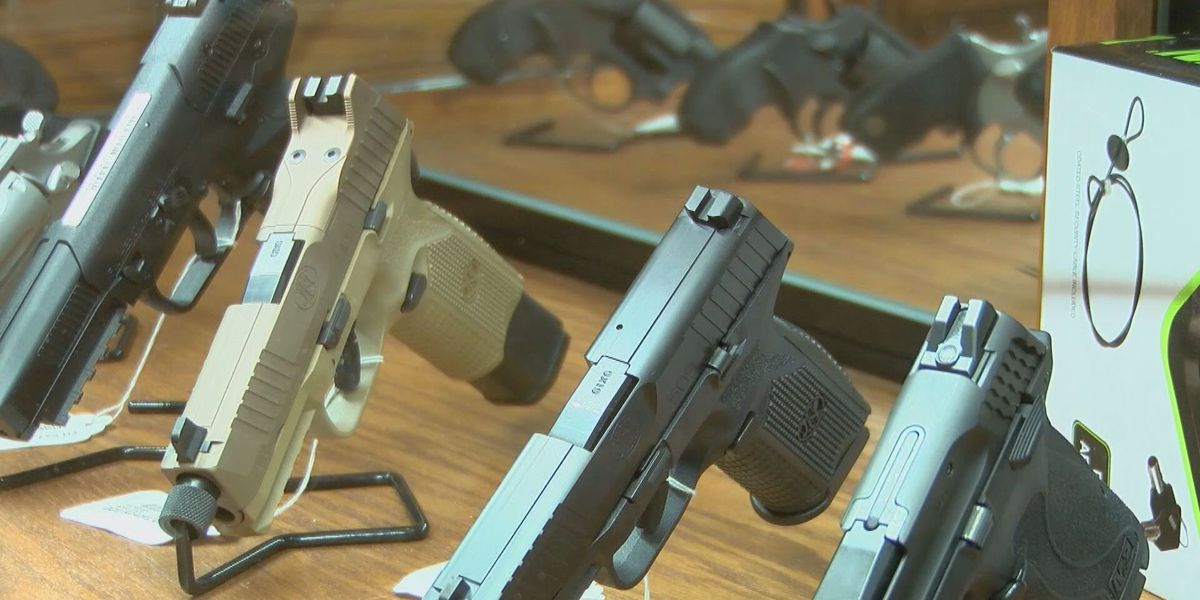 Bill allowing open carry with permit heads to SC gov's desk