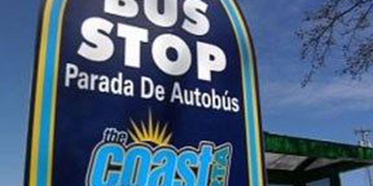Marathon to delay, alter several Coast RTA bus routes