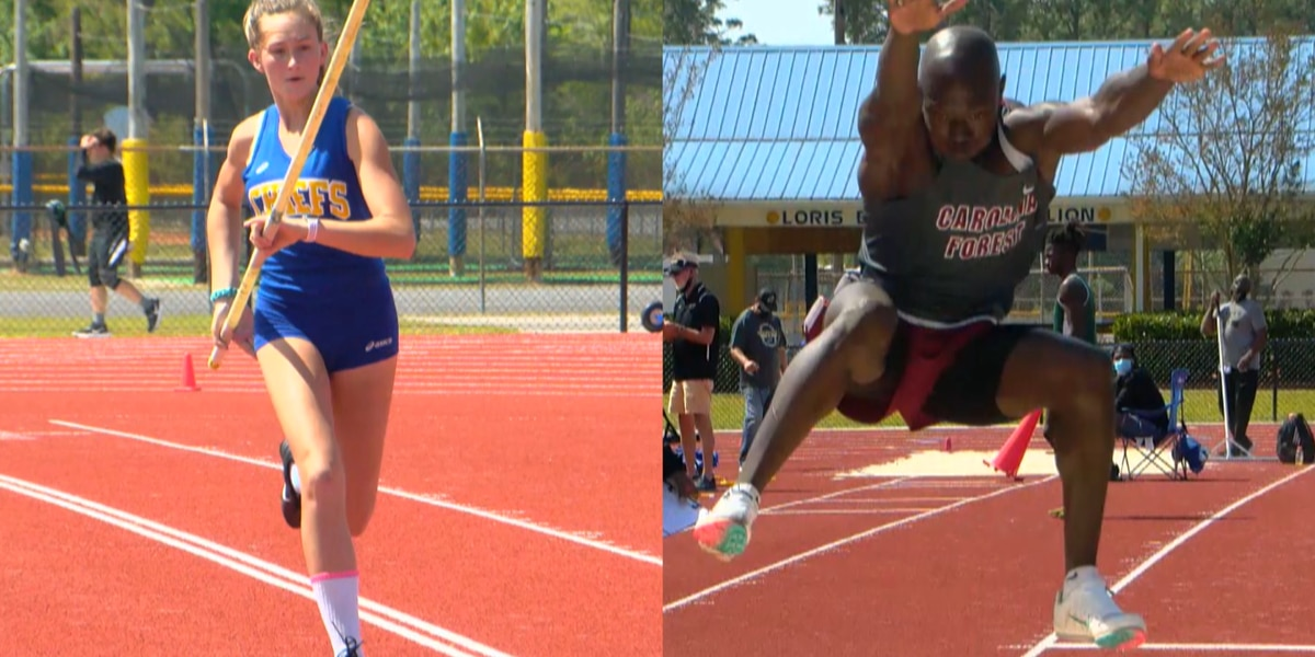 Loris High School hosts 2021 Horry Country track and field championships