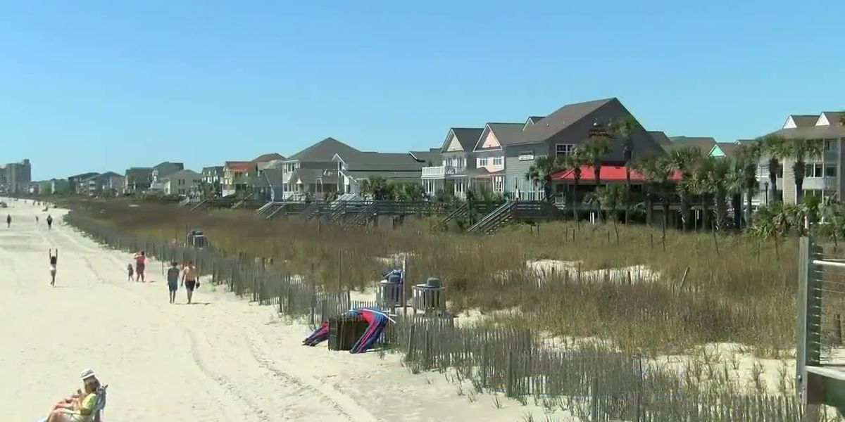 SURVEY: Where does the community stand on reopening beaches, businesses