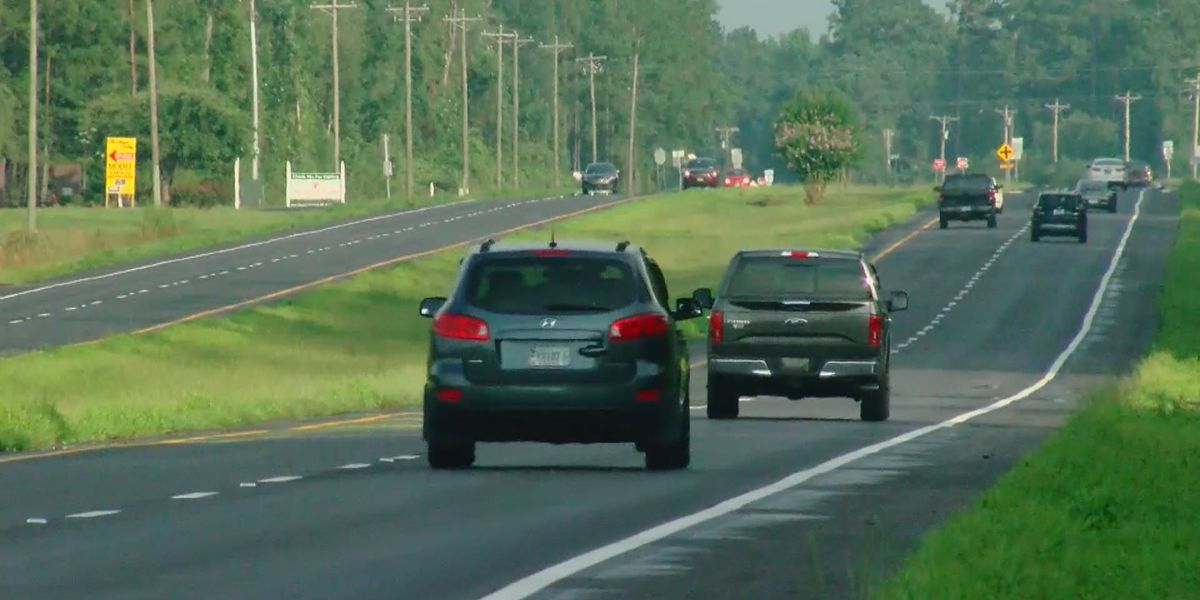 S.C. 544 set to be repaved as part of SCDOT's 10-year plan
