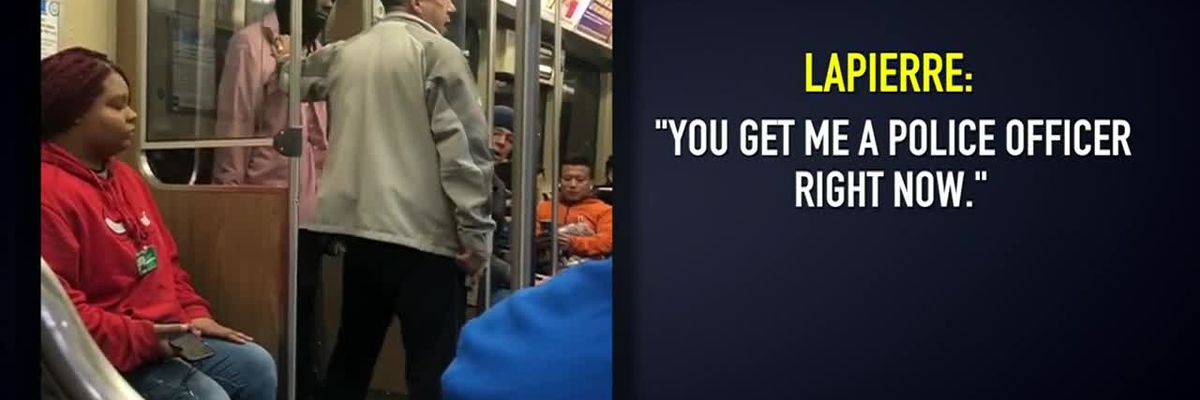 Passenger stops armed robber on a train