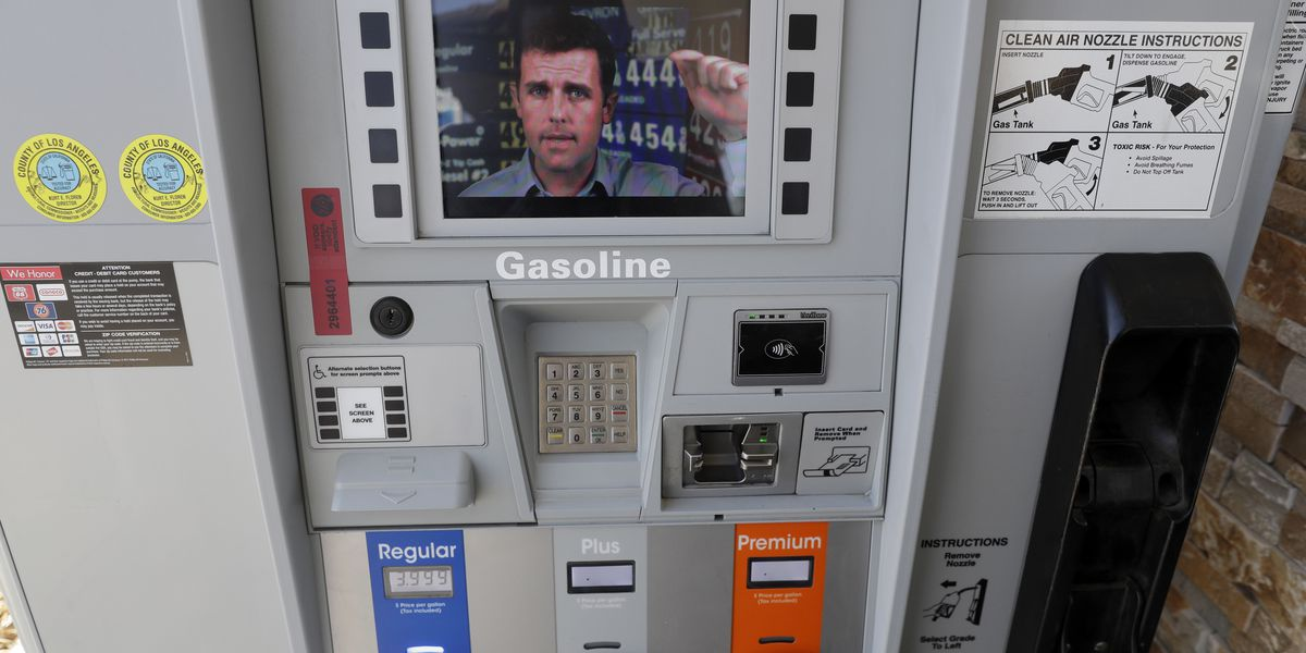 Feud erupts over language of California gas tax measure