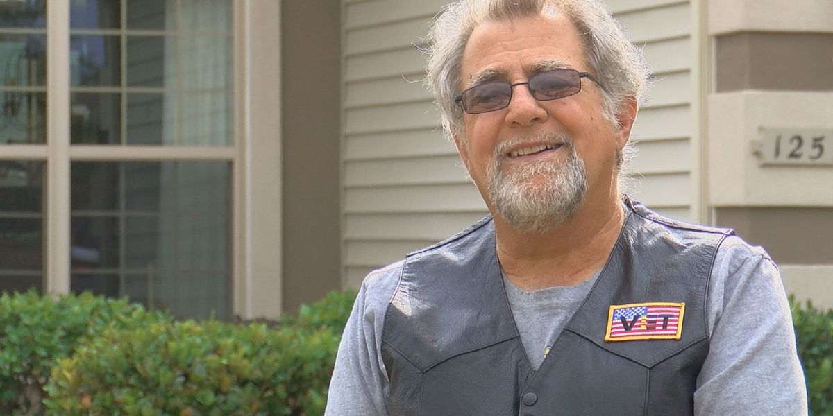 Dying veteran thanks WMBF News for helping get stolen RV back
