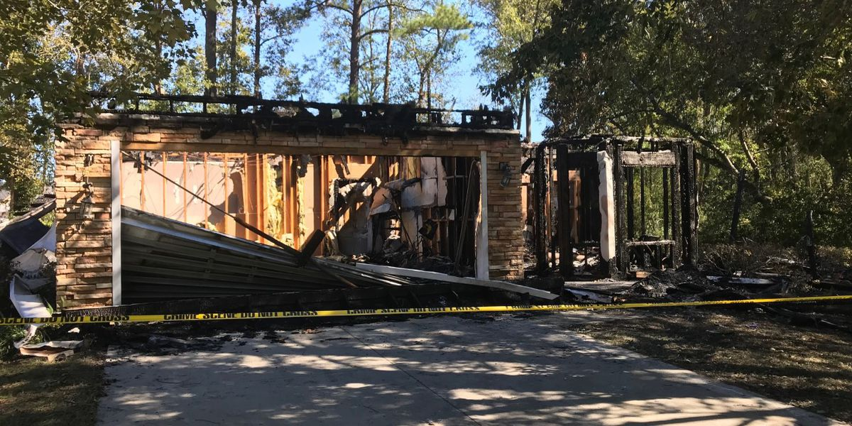 Conway man dies after accidental fire