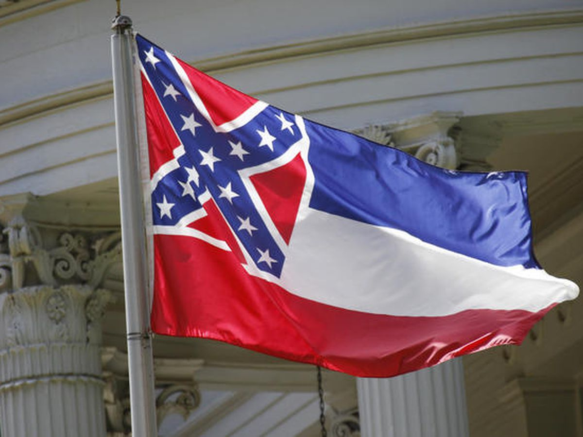 WATCH: Miss. state flag officially retired after 126 years