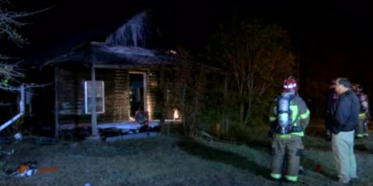 Horry County Fire Rescue extinguishes house fire outside Conway