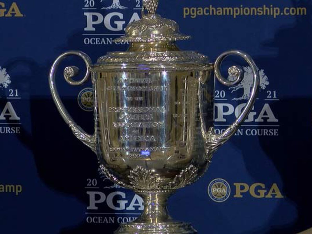 PGA to limit number of fans at 2021 championship on Kiawah Island