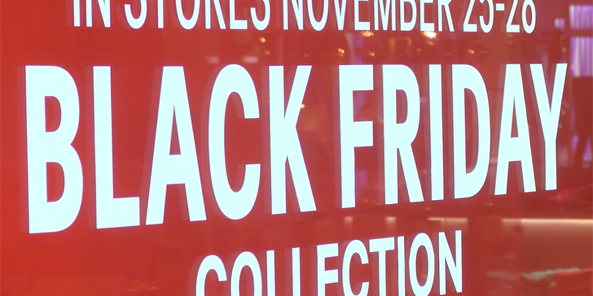 Coastal Grand Mall reopens for Black Friday