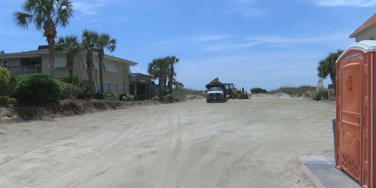 North Myrtle Beach prepares for parking changes ahead of summer