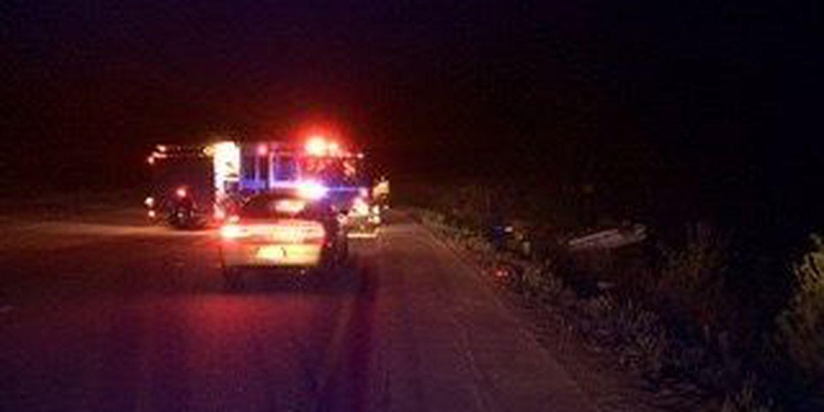 SCHP investigating Hwy 544 crash