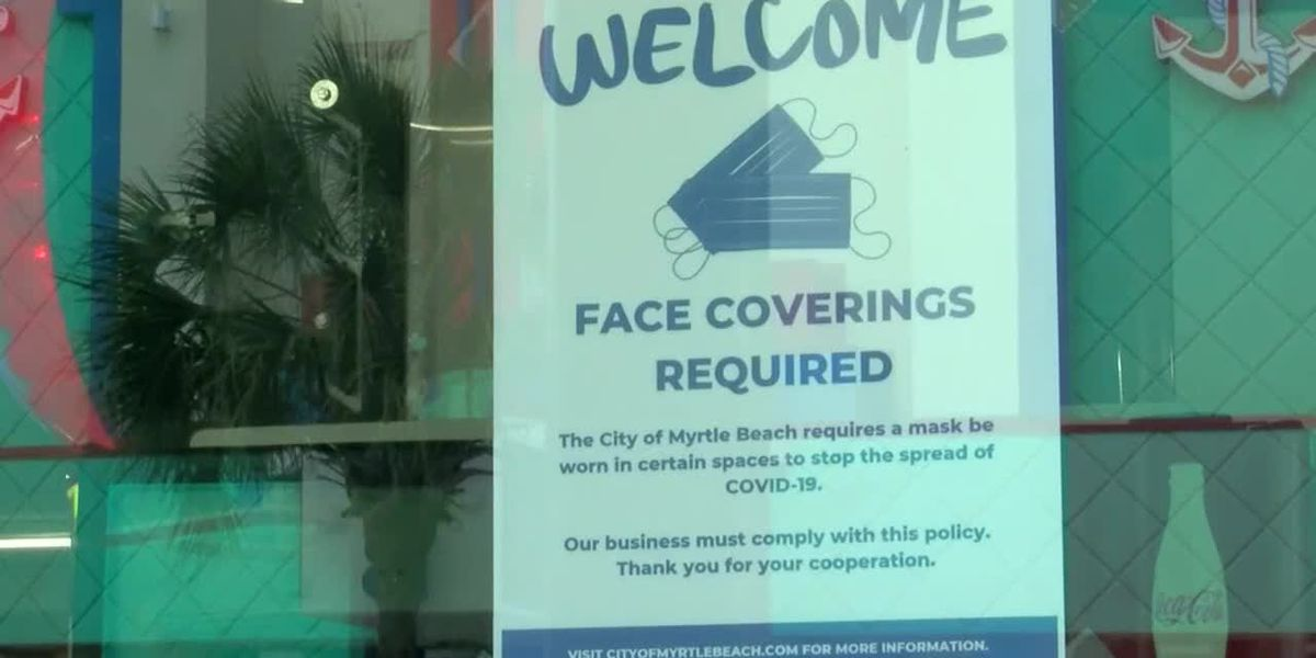 MASK TRACKER: Which Grand Strand, Pee Dee stores no longer require masks