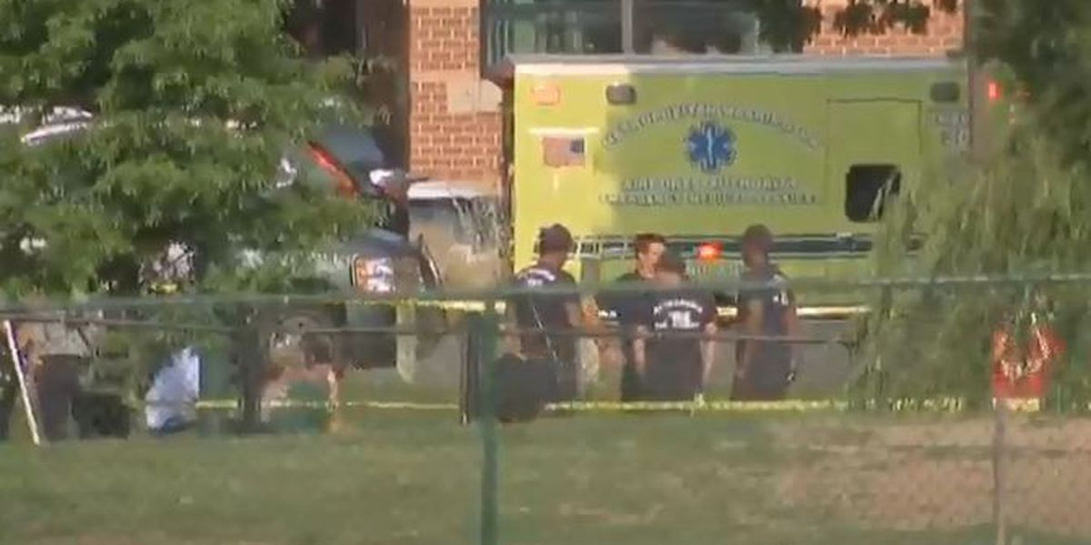 WATCH LIVE: Scene of shooting at GOP baseball practice near DC