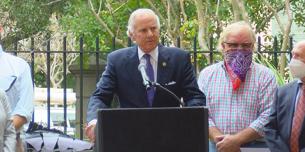 McMaster in Myrtle Beach to discuss grant program for small businesses