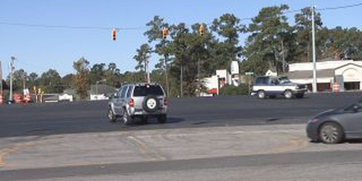 Backgate overpass completed; confusion still exists for drivers
