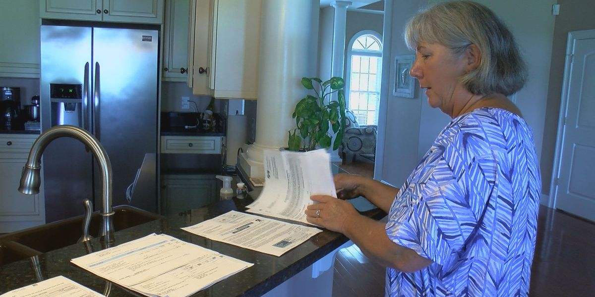 Breast cancer survivor confused after months of bills for prosthesis she already paid for