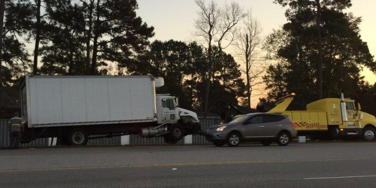 TRAFFIC ALERT: Highway 9 reopens after accident involving box truck