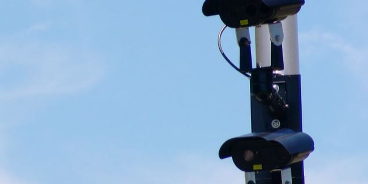 License plate readers track all traffic entering, leaving Myrtle Beach