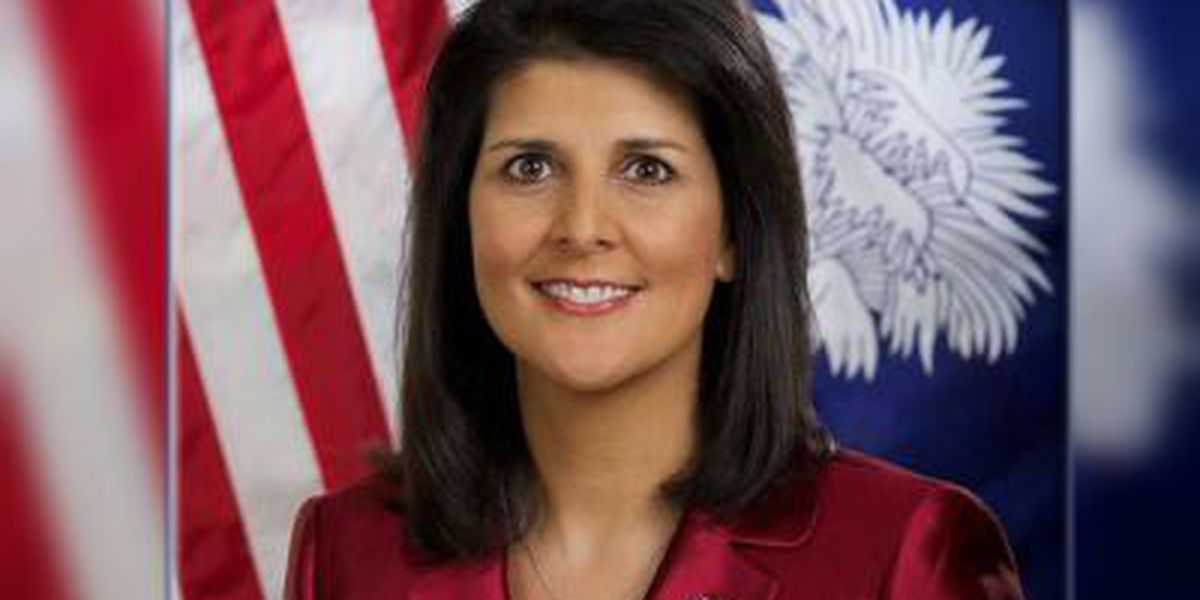 Haley gets involved in local elections