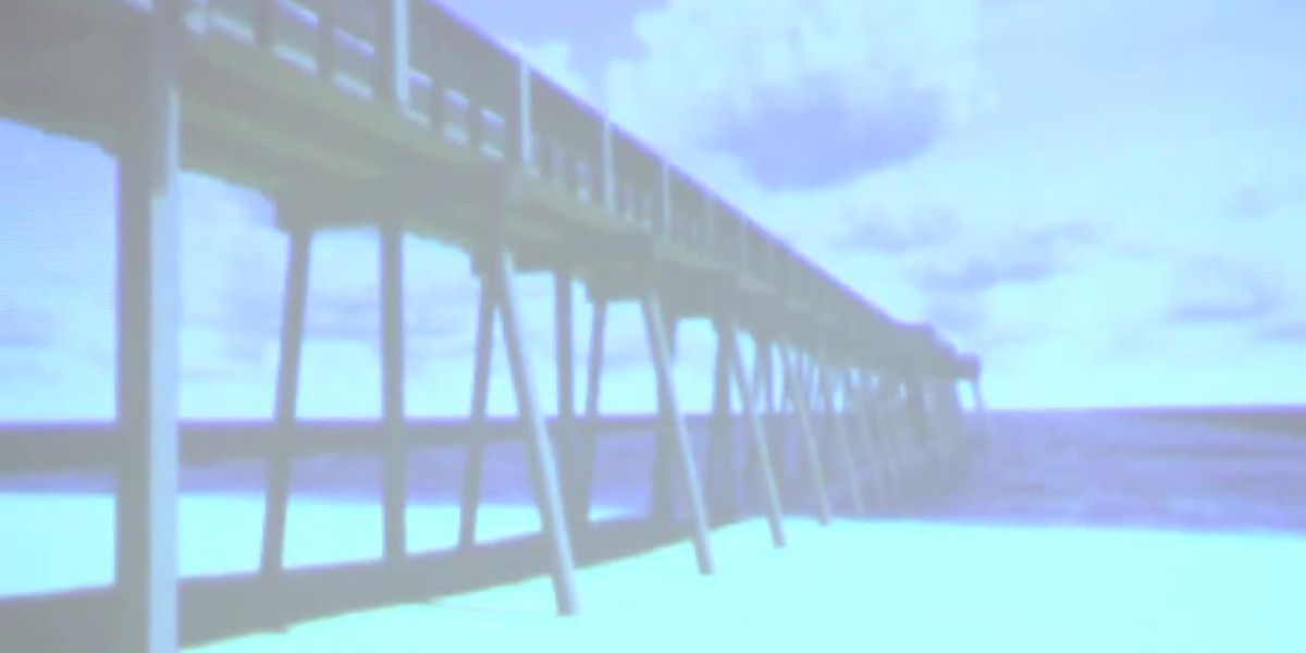 Surfside Beach makes minor changes to pier designs