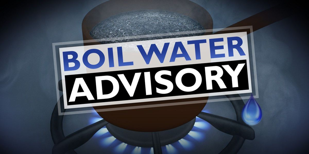 Boil water advisory issued in Pamplico