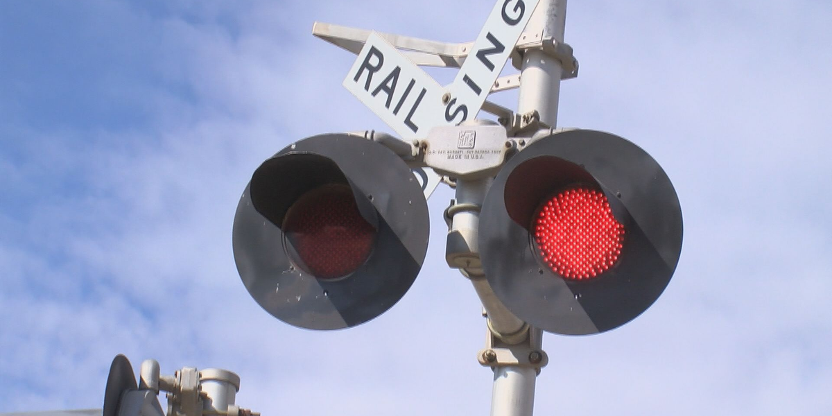 $17.5 million Horry County railroad construction project beginning Monday