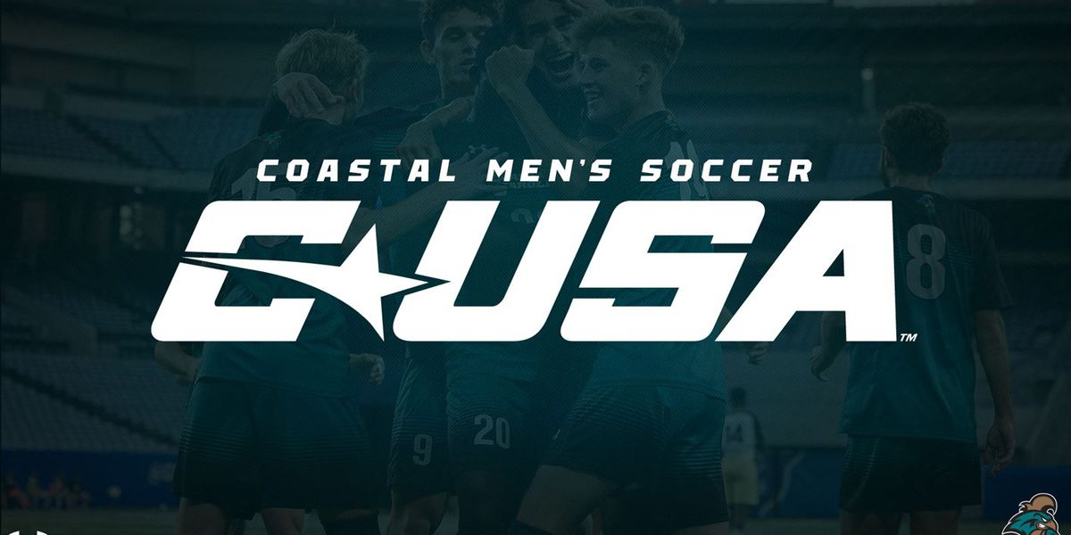 Coastal Men's Soccer to join Conference USA