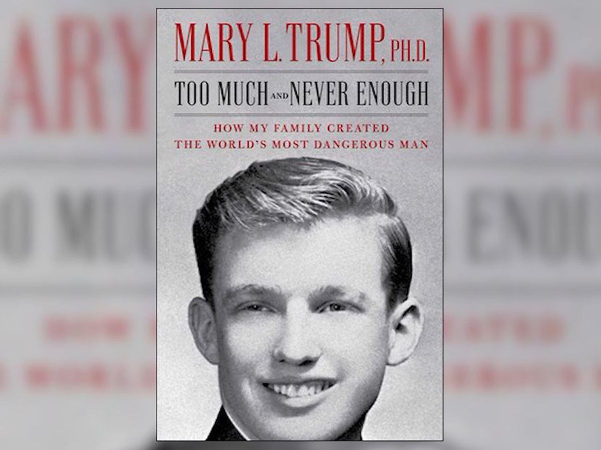 Mary Trump's book offers devastating portrayal of president