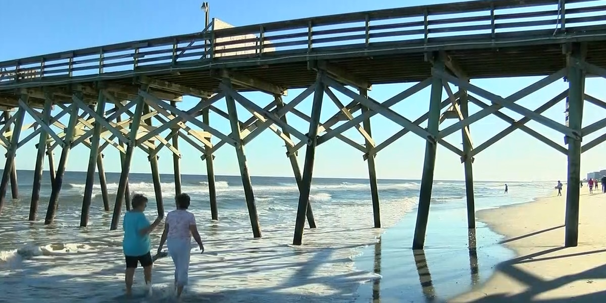 Groundbreaking for new Surfside Beach Pier postponed due to weather