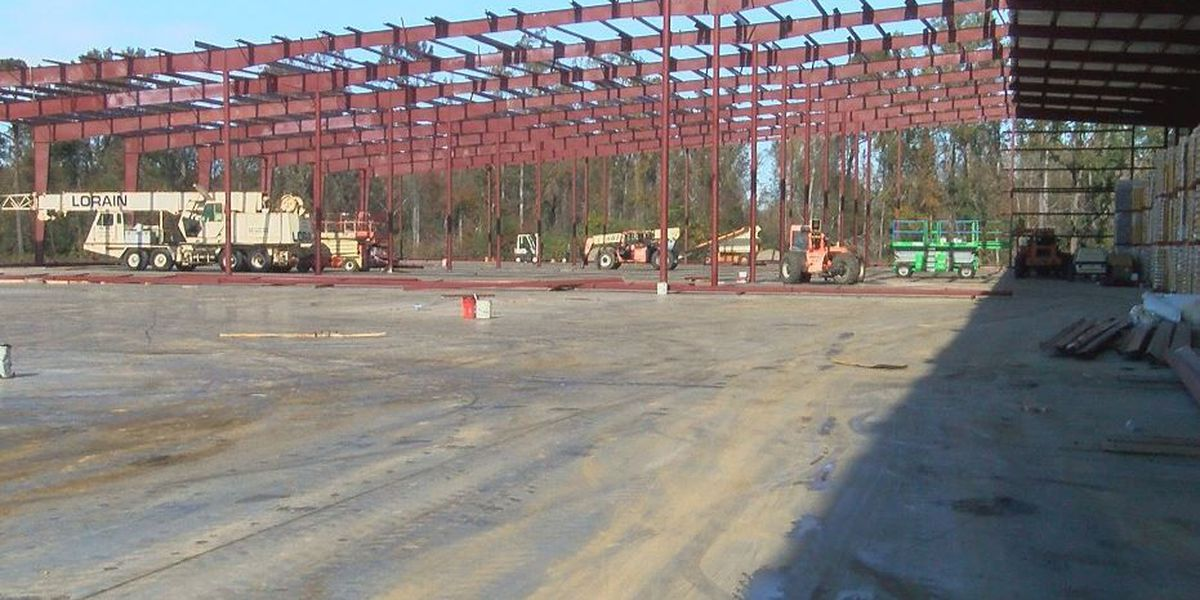 McCall Farms start construction on $35 million expansion