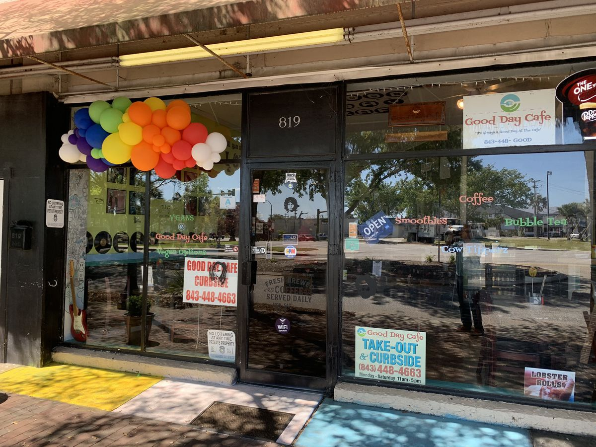 Myrtle Beach store spreads #RainbowOfHope to those going above and beyond during pandemic