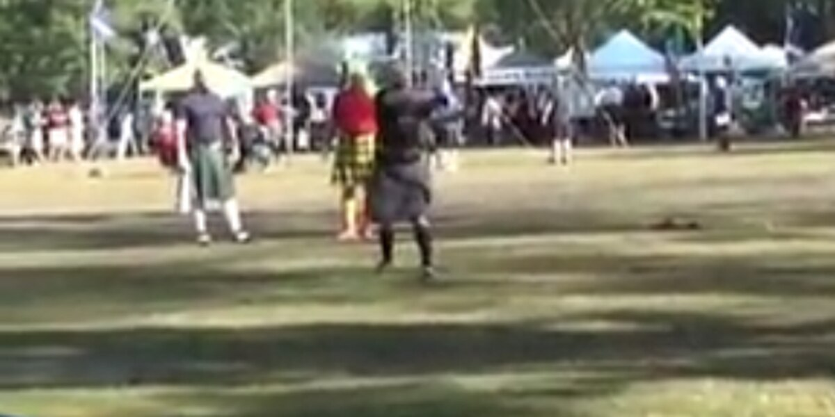 Myrtle Beach Highland Games and Heritage Festival returns for second year